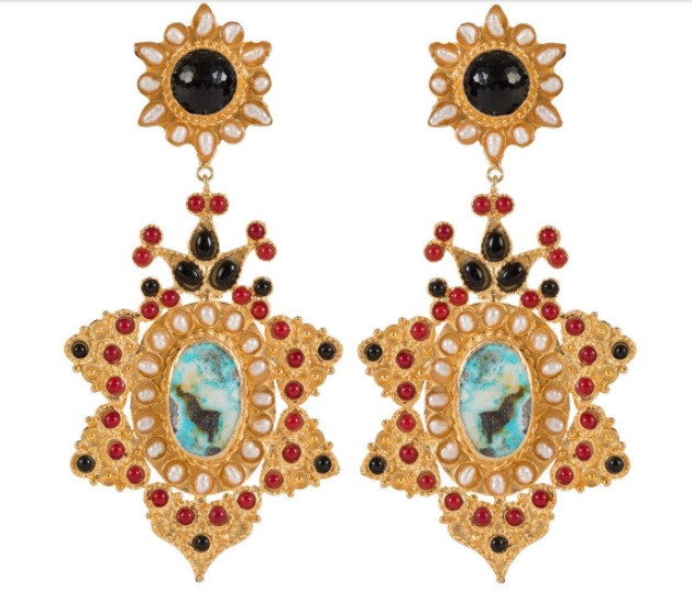 Christie Nicolaides Marcella Earrings