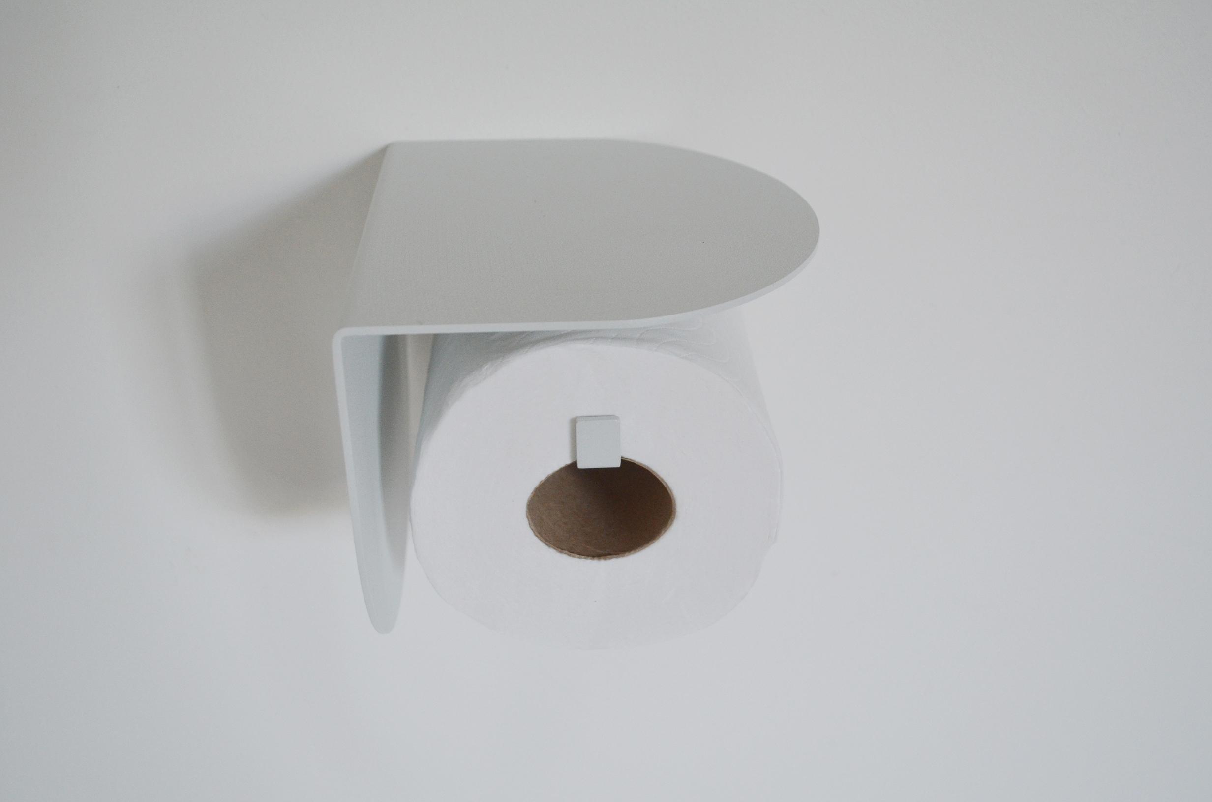 Viola toilet roll holder-White-134 (2) 1