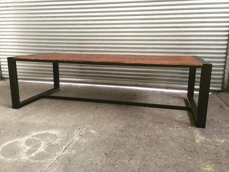 Industrial Boardroom table