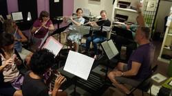 Zonda Flute Rehearsal 2015
