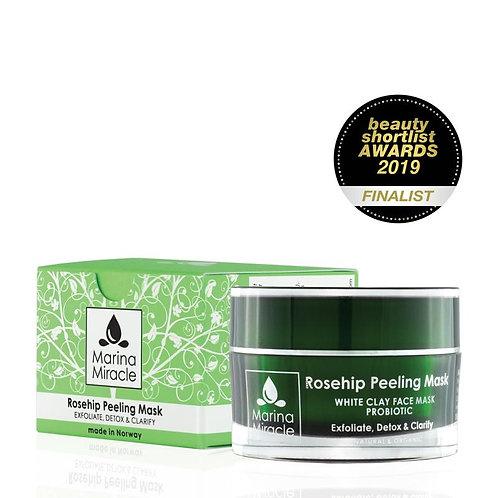 Marina Miracle - Rosehip Peeling Mask