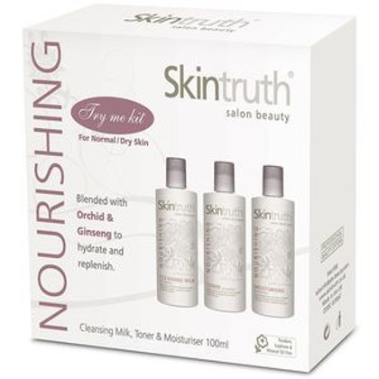 Skintruth Nourishing Facial Kit (Try Me)