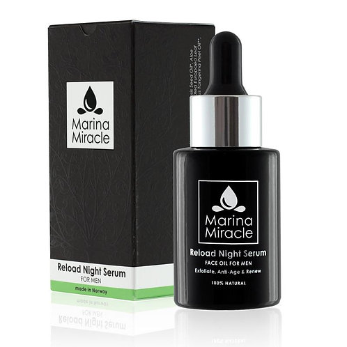 Marina Miracle - Reload Night Serum