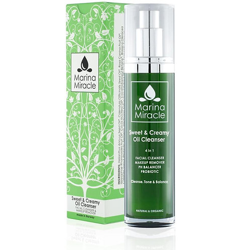 Marina Miracle - 4 in 1 facial cleaser for daily use