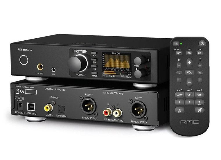 RME ADI-2 FS DAC & Headphone Amp