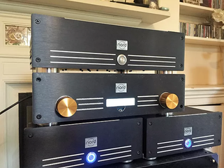 Pre Amp Up and Running.