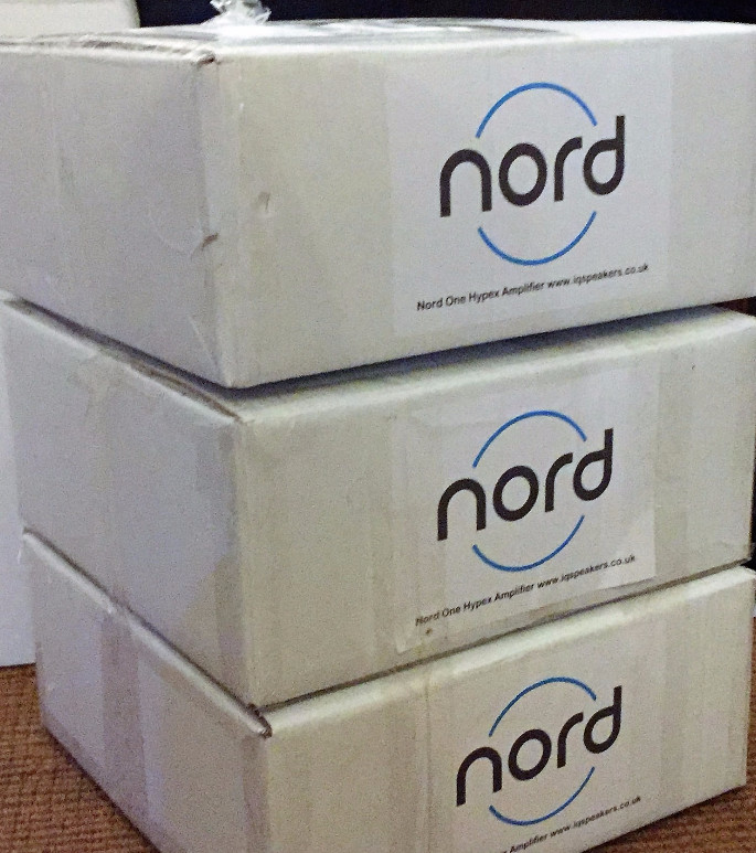 All our first shipments go out before Christmas.