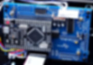 Nord TVC Pre Amp Micro Controller