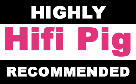 HiFi Pig Magazine Review, Highly Recommended