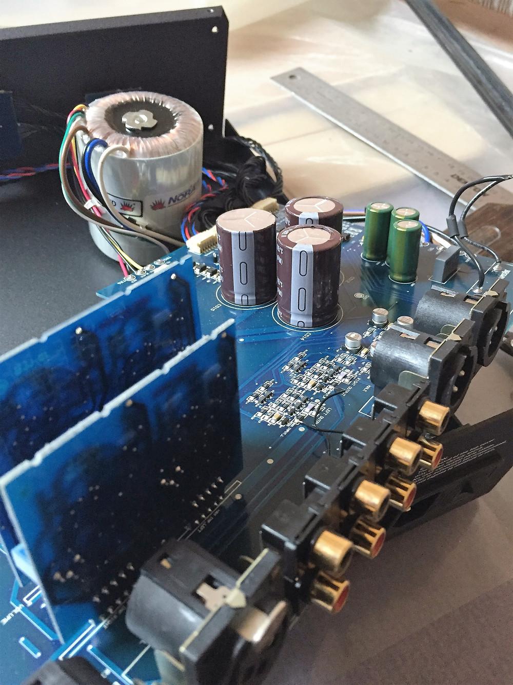 Prototype Nord One Pre Amp