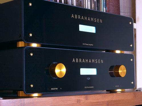 Abrahamsen V4.0UP Power Amplifier