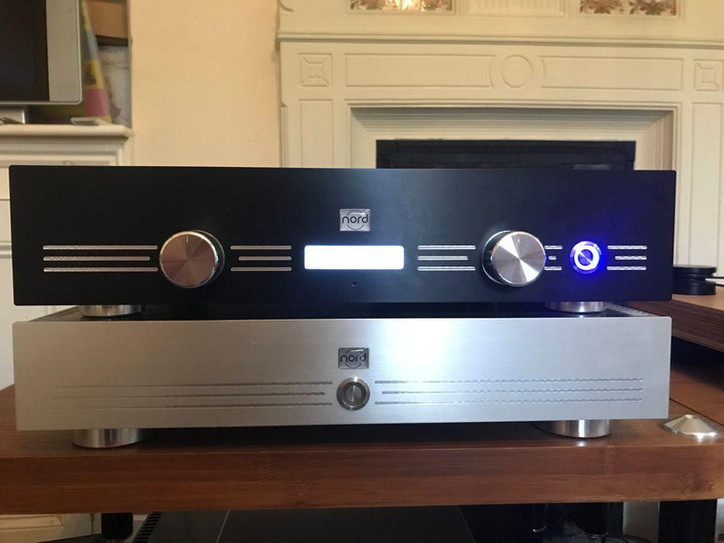 Our new Integrated Amplifier at last. Nord One INT-A NC252MP 250W £1299.00
