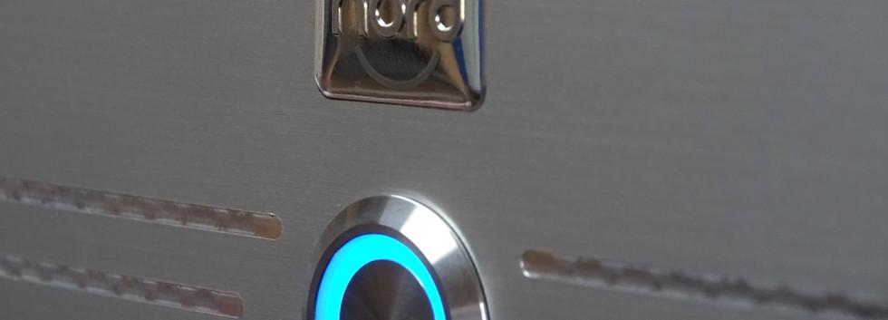New Aluminium Nord Badge