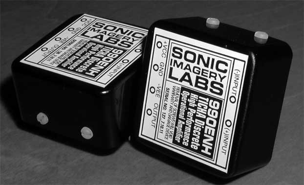 Sonic Imagery 990Enh Op Amp