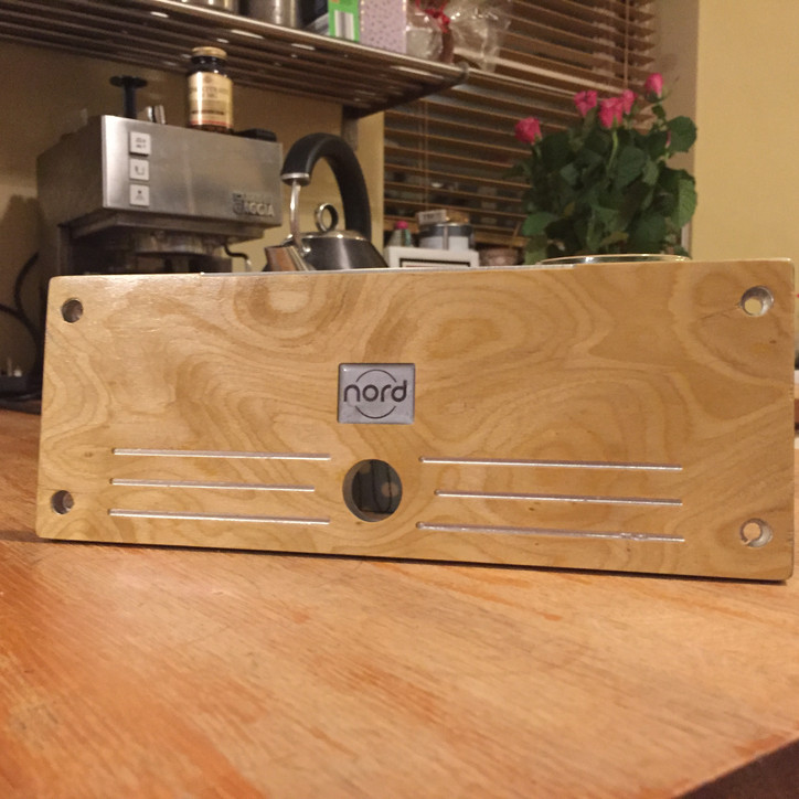 Our First Custome order of Veneered Front Panels