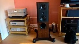 Nord One PRE-A Kef Ref 102.4 Speakers