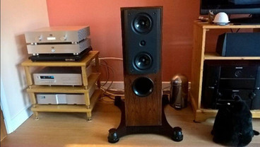 Nord One PRE-A Kef Ref 102.4 Speakers