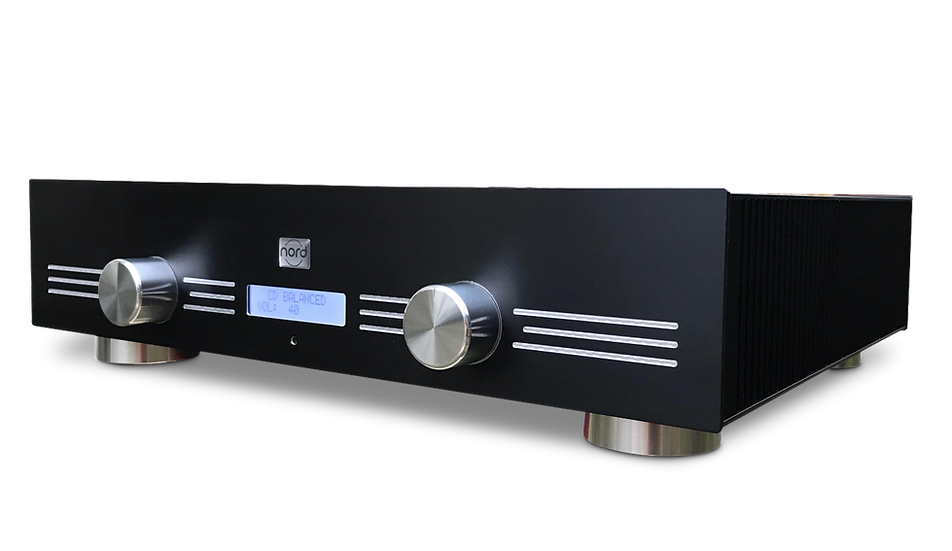 Nord One SE PRE-A Pre Amplifer Black