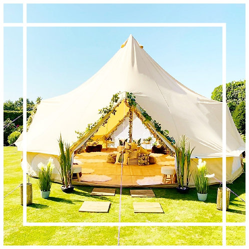 ADULT CHILL OUT BELL TENT