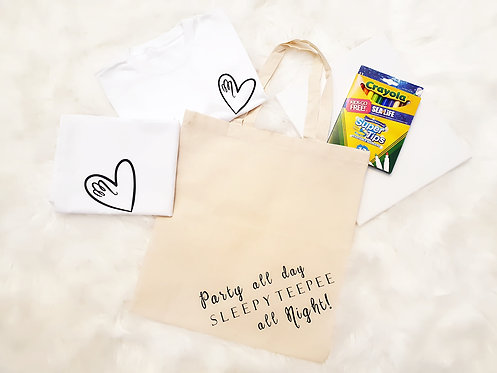 TOTE-ALLY YOU BAG