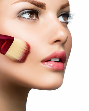 Makeup. Cosmetic. Base for Perfect Make-