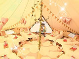 Another beautiful Bell tent__#bookthebes