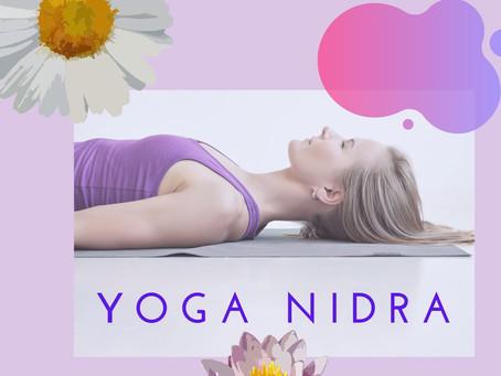 A little Yoga Nidra