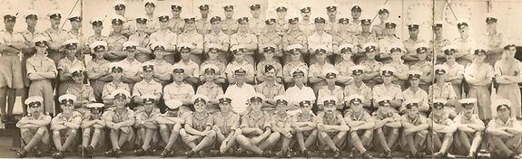 HMS Hermes  Royal Marine Detachment Daka