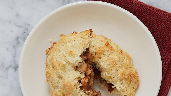 Apple Pie Biscuit Bites