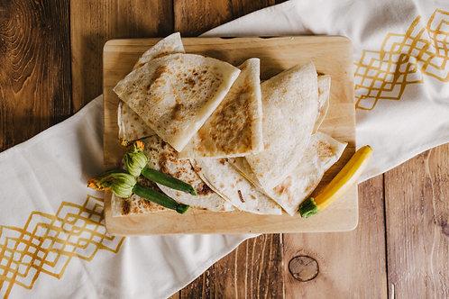 Simple Cheese Quesadillas