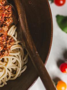 Neopolitan Spaghetti Bolognese