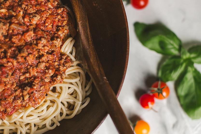 Neopolitan Spaghetti Bolognese Recipe