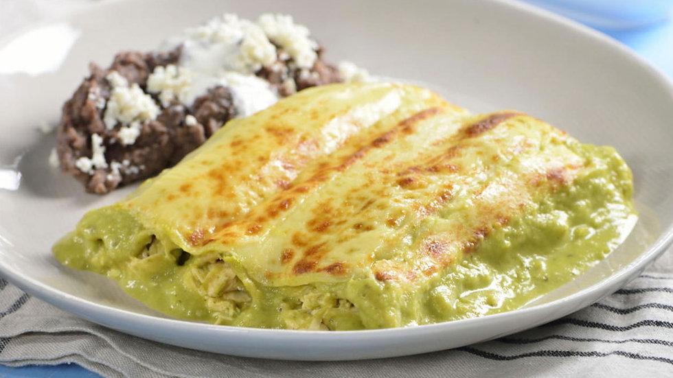 Enchiladas Suisas