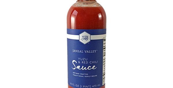 Yuzu & Red Chili Sauce