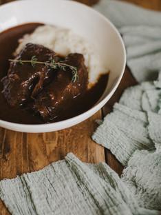 Boneless Braised Beef Short Ribs