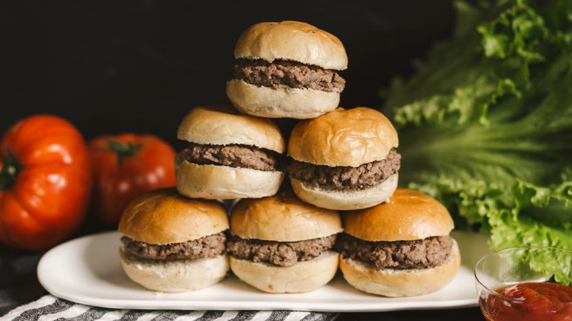 Box-O-Beef Burgers!