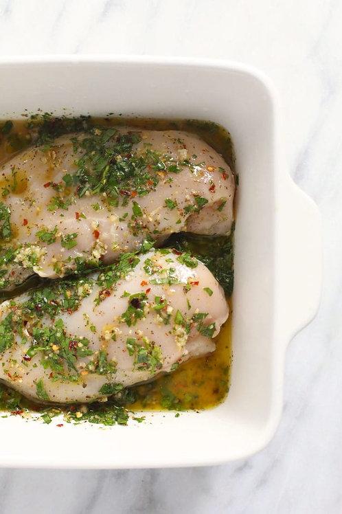 Italian Marinade Chicken Breasts
