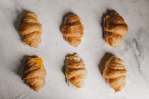 Turkey & Havarti Mini Croissants
