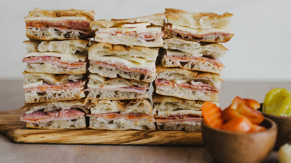 Italian Toasties!
