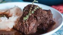 Balthazar's Braised Beef Shortribs