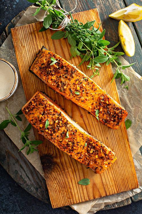 Ready to Grill--Cedar Plank Salmon
