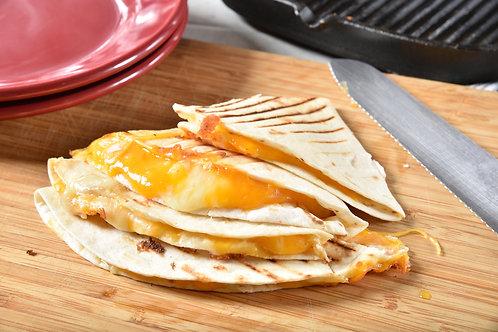 Cheddar Cheese Quesadillas