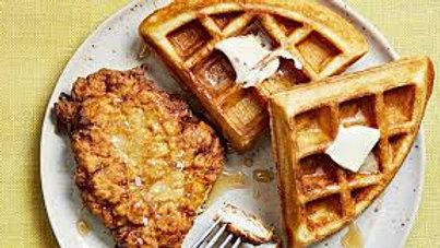 Chicken & Waffles!