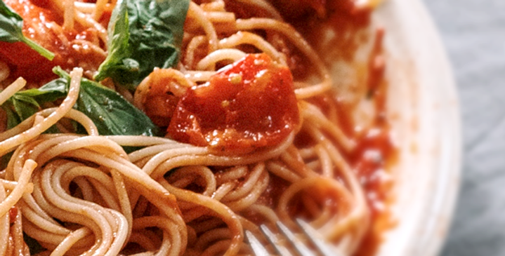 Slow Simmered Tomato Sauce