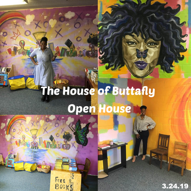 The House of Buttafly Open House
