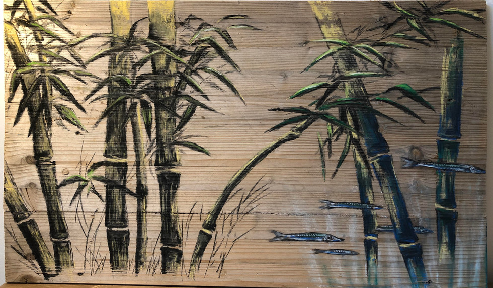 barracudas parmi les bambous.jpg