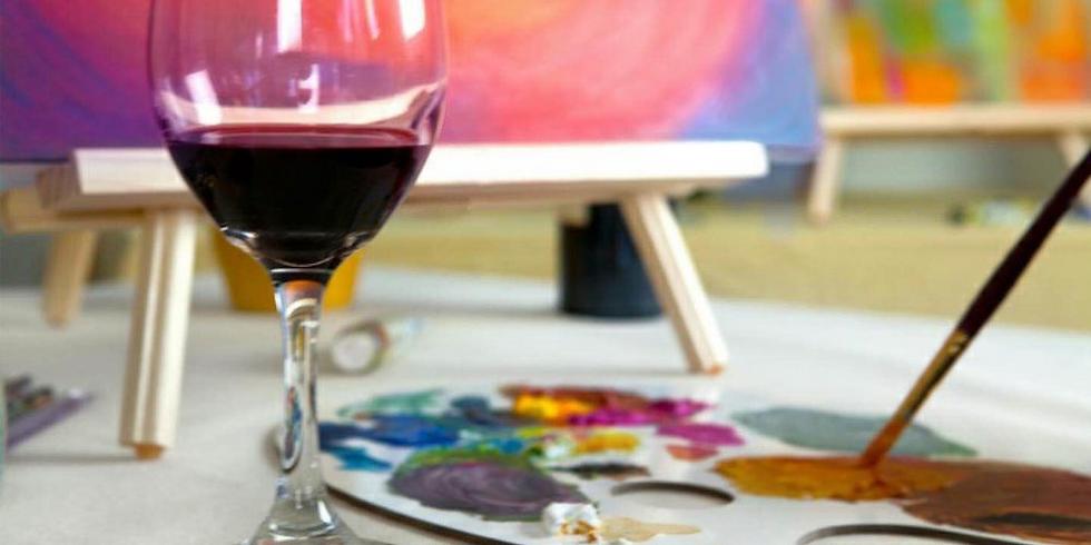 Wine & Art Night: Dream Catchers