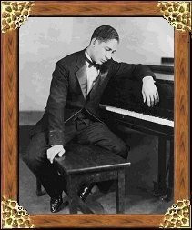 Happy Black History Month! Jelly Roll Morton