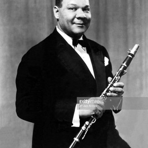 Who is Sidney Bechet?