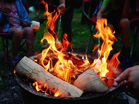 Prepare for Fall with a New Firepit